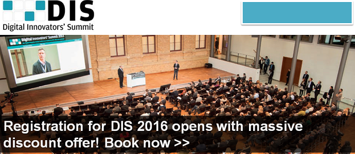 DIS 2016 launch ()