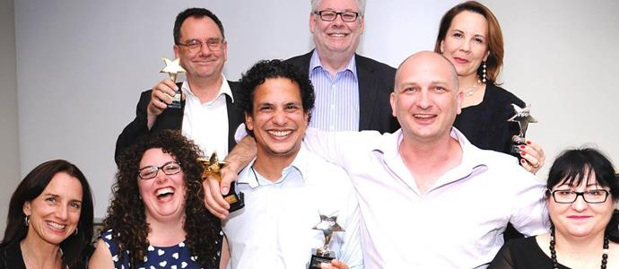 Insight Award winners 2014 ()