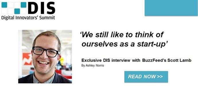 DIS interview Scott Lamb ()