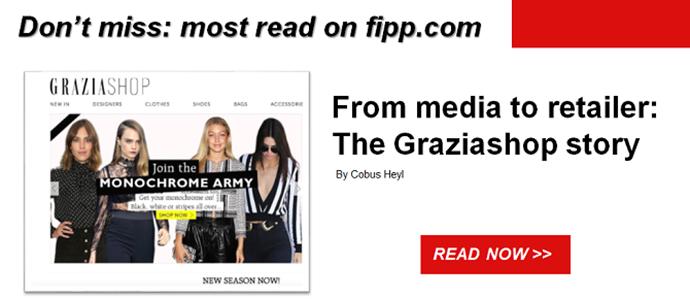 Most read 24 Aug Graziashop 2 ()